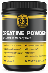 Creatine Powder 609